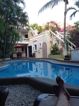 Hotel Aventura Mexicana: Piscina adultos