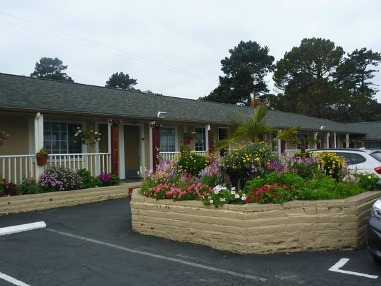 Comfort Inn Monterey by the Sea: Lovely property