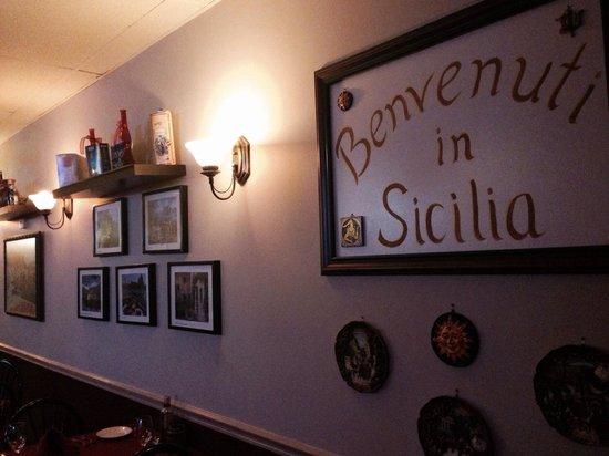 Stefano's Ristorante Italiano: Benvenuti