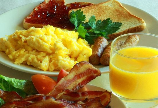 Radisson Hotel Yuma : Breakfast