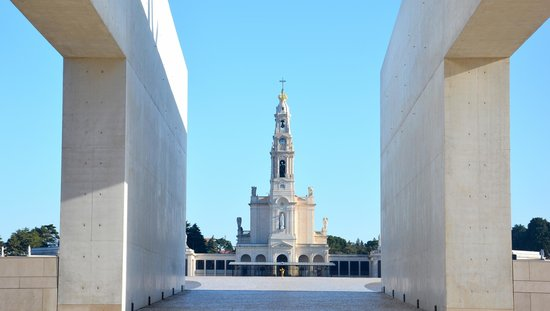Shrine of our Lady of the Rosary of Fatima: Basílica Nossa Senhora de Fátima