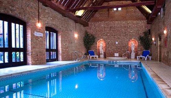 Seckford Hall: Pool