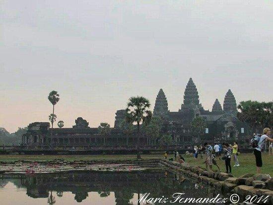 Cambodia Angkor Wat Day Tours: Angkor Wat