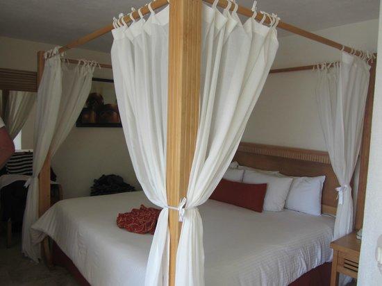 Buenaventura Grand Hotel & Great Moments All Inclusive: Honeymoon Suite