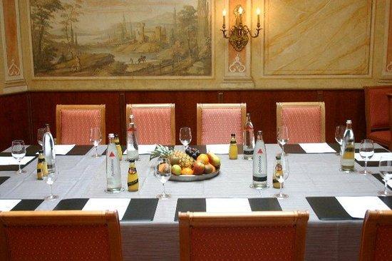 Hotel Goldener Lowe : Meeting Room