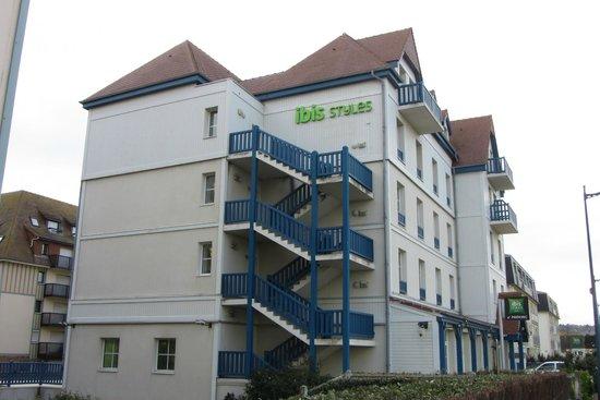 ibis Styles Deauville Villers : L'hôtel