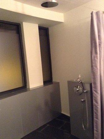 Sarroglia Hotel: amazing walk in shower