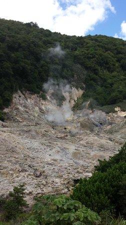 Sulphur Springs: Soufriere Volcano