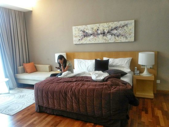Fraser Place Kuala Lumpur : 1 bedroom