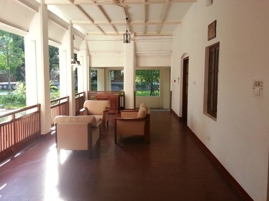 Heritage Madurai : verandah