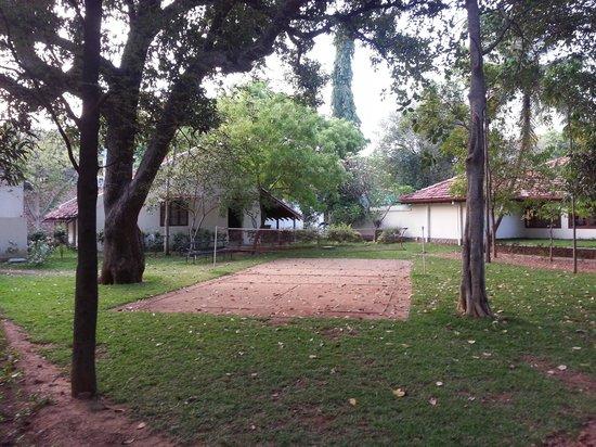Heritage Madurai : shuttle court