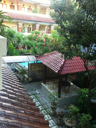 Bali Sorgawi Hotel: from first floor