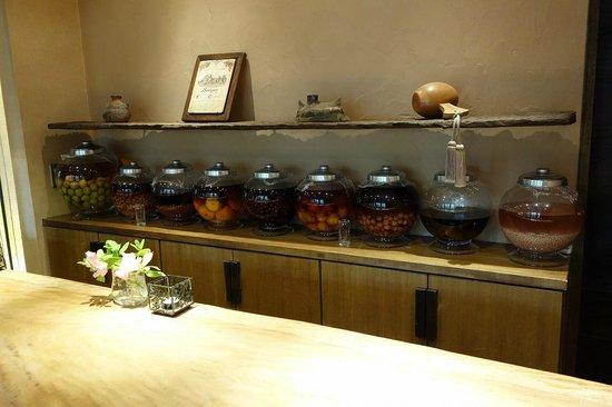 Hananomai: 手作り果実酒