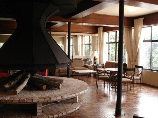 Samuara Hotel : Sala