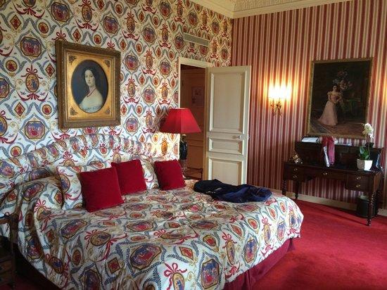 Château Les Crayeres : Princesse claire clémence