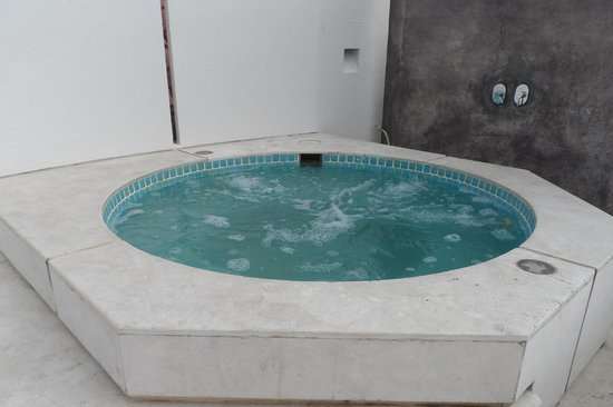 Bovedas de Santa Clara Hotel Boutique: Hot tub en la azotea