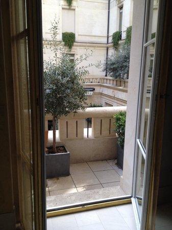 Park Hyatt Paris - Vendome: テラス付き