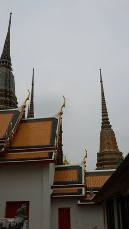 Wat Pho (Templo de Buda reclinado): วัดโพธ์