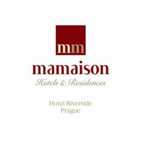 Mamaison Riverside Hotel Prague : Logo - Mamaison Hotel Riverside Prague