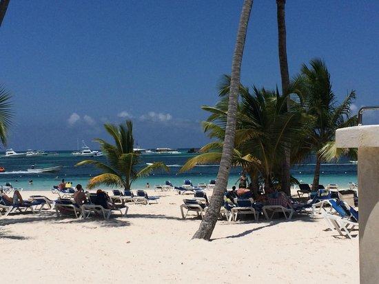 IFA Villas Bavaro Resort & Spa: view of the beach