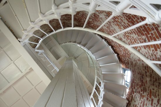 Point Sur State Historic Park : Lighthouse Stairs