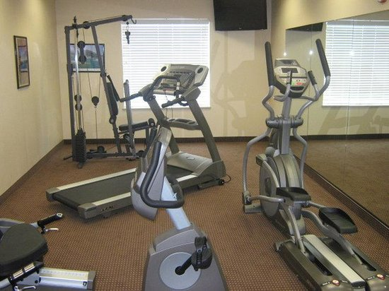 Holiday Inn Express & Suites Del Rio: Fitness Center