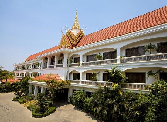 Lin Ratanak Angkor Hotel: Our Building