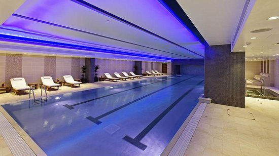Swimming Pool Tower Bridge Health Fitness Club Picture Of Grange Tower Bridge Hotel London