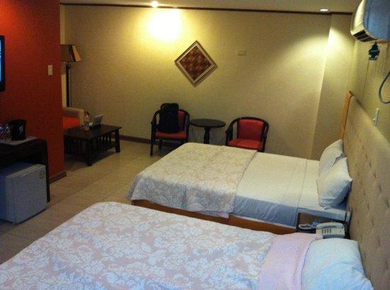 Seorabeol Grand Leisure Hotel : superior queen room