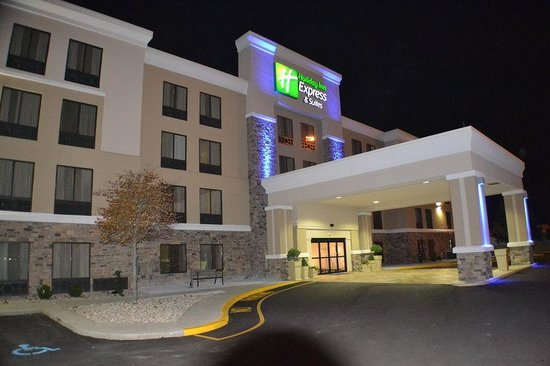 Holiday Inn Express Hotel & Suites Indianapolis W - Airport Area: Exterior Feature