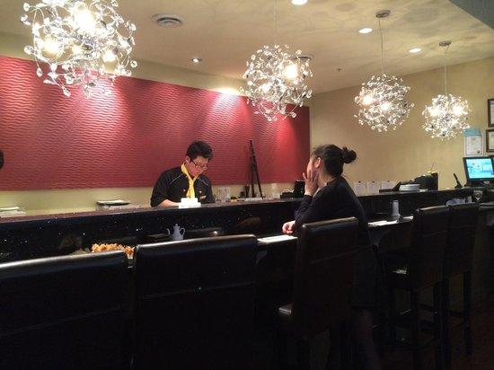 Bene Sushi Restaurant: Bene Sushi bar.