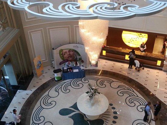 Papillon Ayscha Hotel: Ресепшн