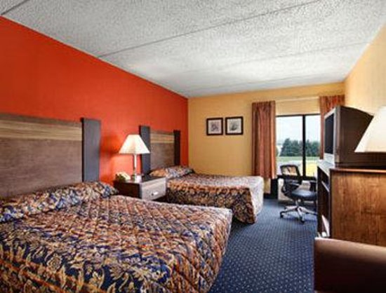 Days Inn Carlisle North: Guest Room