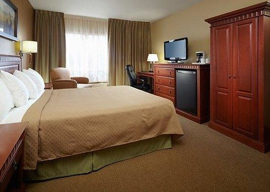 Quality Inn & Suites P.E. Trudeau Airport-Montreal : Guest Room