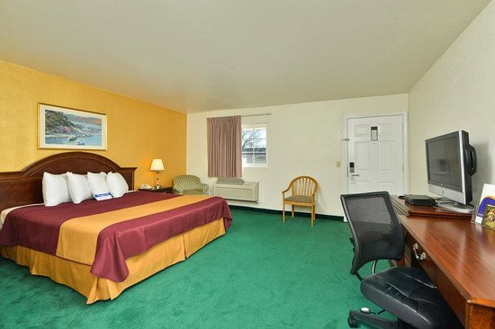 America's Best Value Inn & Suites: Guest Rooms
