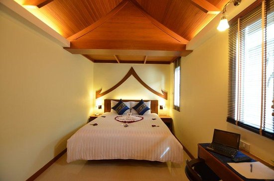 Patong Terrace Boutique Hotel : Superiour room