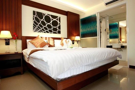 Patong Terrace Boutique Hotel : Superior Room