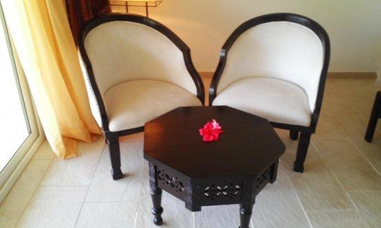 Dream of Zanzibar: in room
