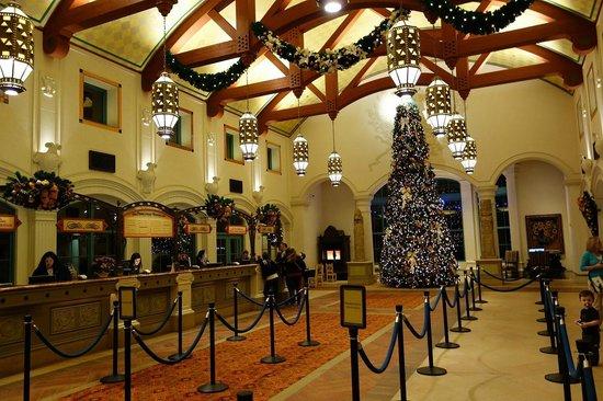 Disney's Coronado Springs Resort: メインフロア