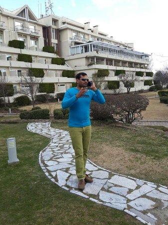 Pearl Continental Hotel Bhurban : Pearl-Continental Hotel, Bhurban 00923006828096