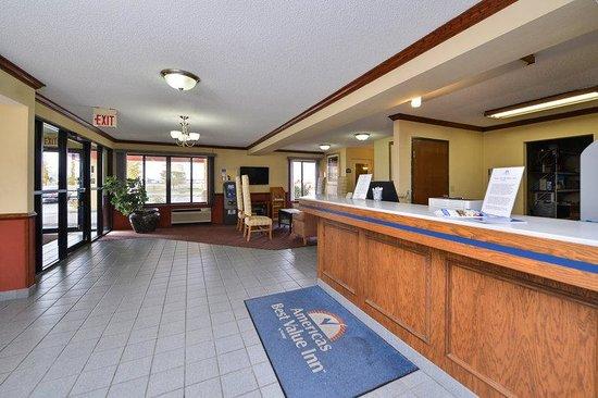 Americas Best Value Inn Morton/Peoria: Lobby