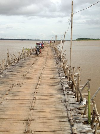 Ko Paen Bamboo Bridge