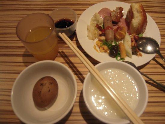 City Hotel: 朝食
