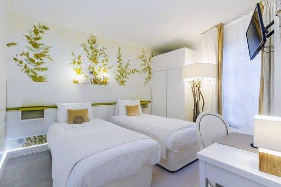 Hotel Eiffel Trocadero: Deluxe Room