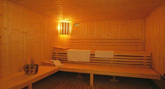 Wyndham Garden Potsdam : Sauna