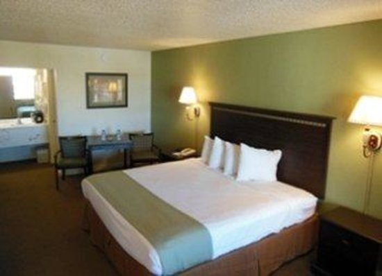 GuestHouse Inn Abbeville: King