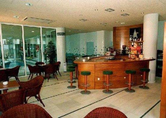 Hotel Thalassa Sport: Bar/Lounge