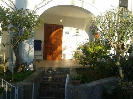 Hotel Residence Mendolita: Villette