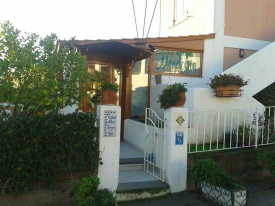 Hotel Residence Mendolita: Ingresso