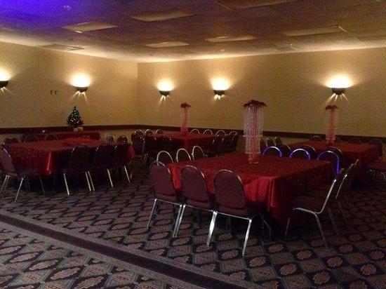 Magnuson Hotel Brownsville: Meeting Room